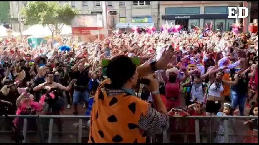 Carnaval de Día del Sábado de Piñata de Santa Cruz de Tenerife