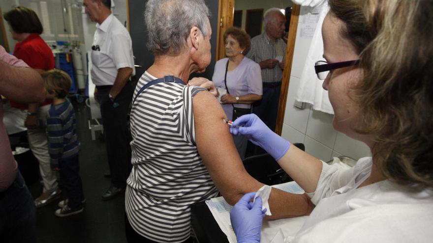 La campaña de vacuna contra la gripe comienza el lunes