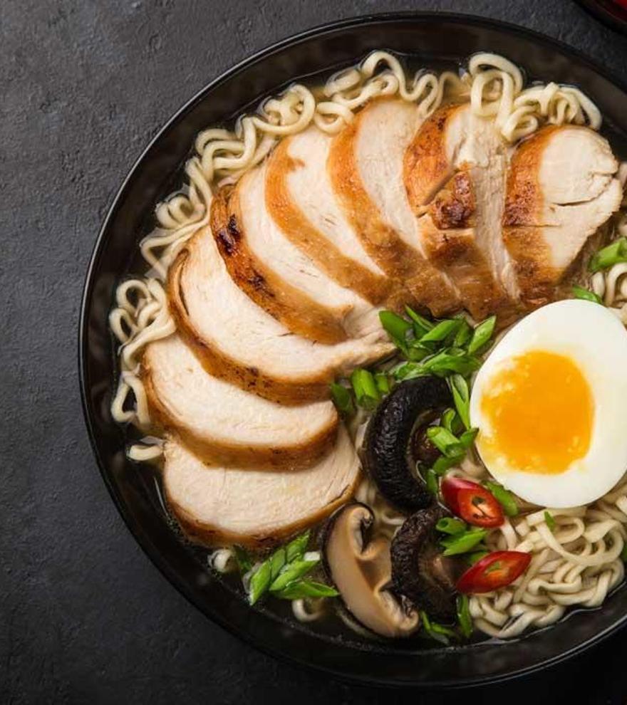 Ramen, la sopa japonesa que alimenta el alma