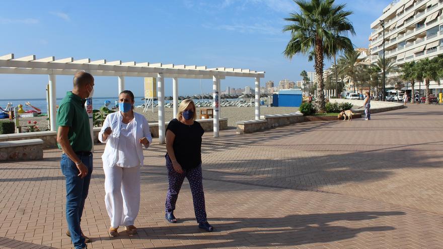Inician proceso para terminar con la inundabilidad del paseo marítimo de Torreblanca, en Fuengirola