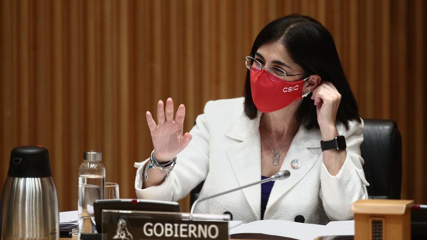 Rueda de Prensa posterior al Consejo Interterritorial del Sistema Nacional de Salud