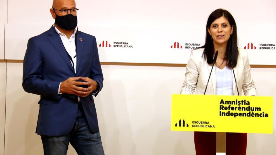 ERC reclama a l'Estat que blindi el català en la llei de l'audiovisual