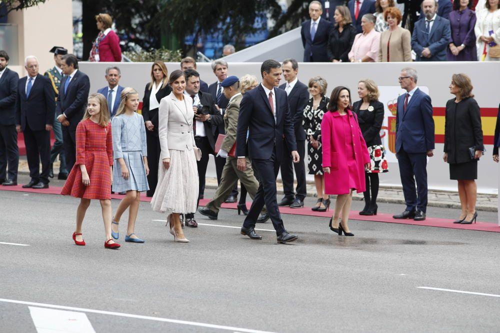 Desfile del 12 de Octubre en Madrid, Día de la ...