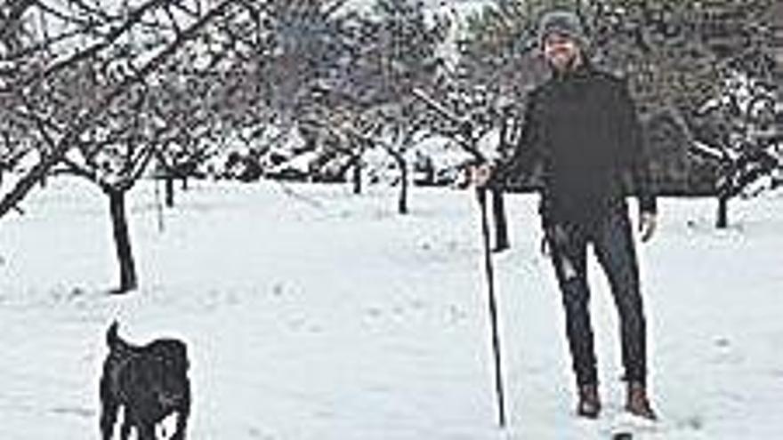 """Fran Ferri va a la nieve cuando Oltra pedía """"sofá y manta"""""""