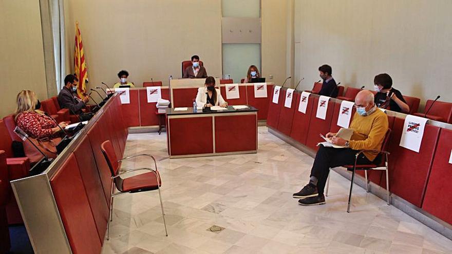 El ple d'Igualada aprova  les subvencions per a les entitats sense ànim de lucre