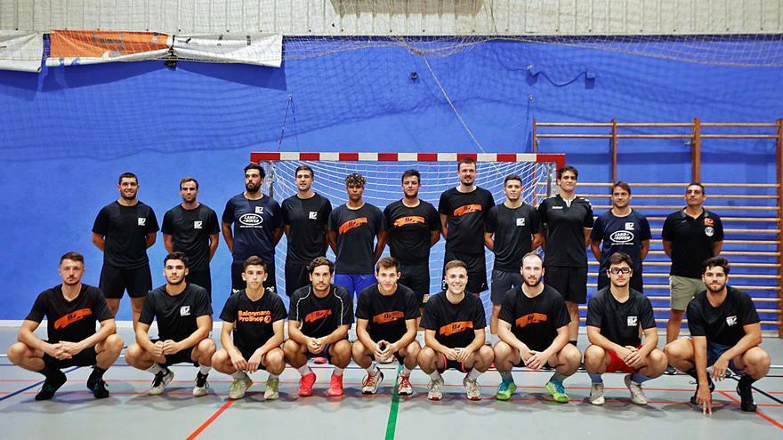 El UD Ibiza-HC Ibiza  inicia el rodaje para División de Honor Plata