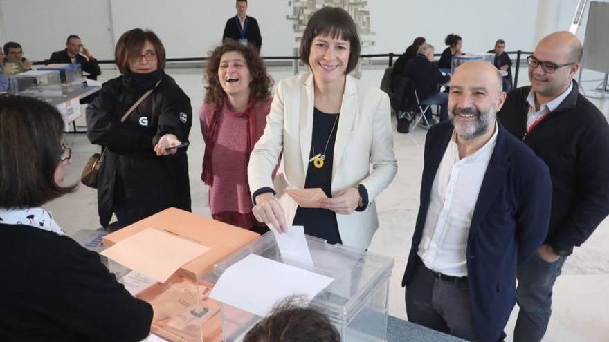Las imágenes de la jornada electoral del 10N en Galicia