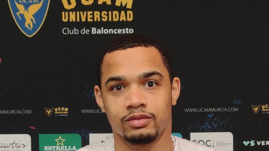 """Davis: """"Debo trabajar mucho más para ser el jugador que quiero ser"""""""