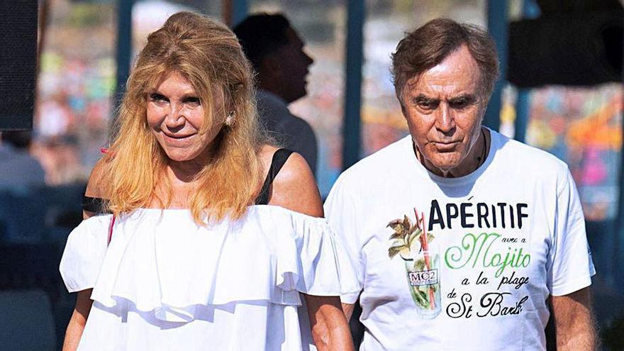 Muere Manolo Segura, el padre biológico de Borja Thyssen