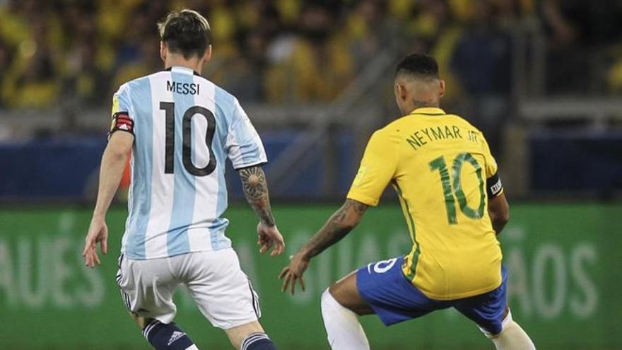 Argentina - Brasil: Hora y dónde ver en TV la final de la Copa América 2021 en España