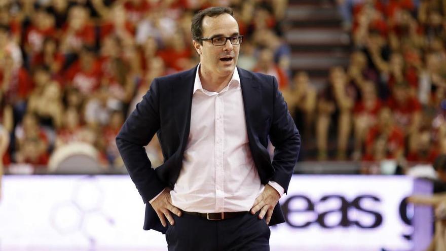 Ocampo deixa el Baxi Manresa