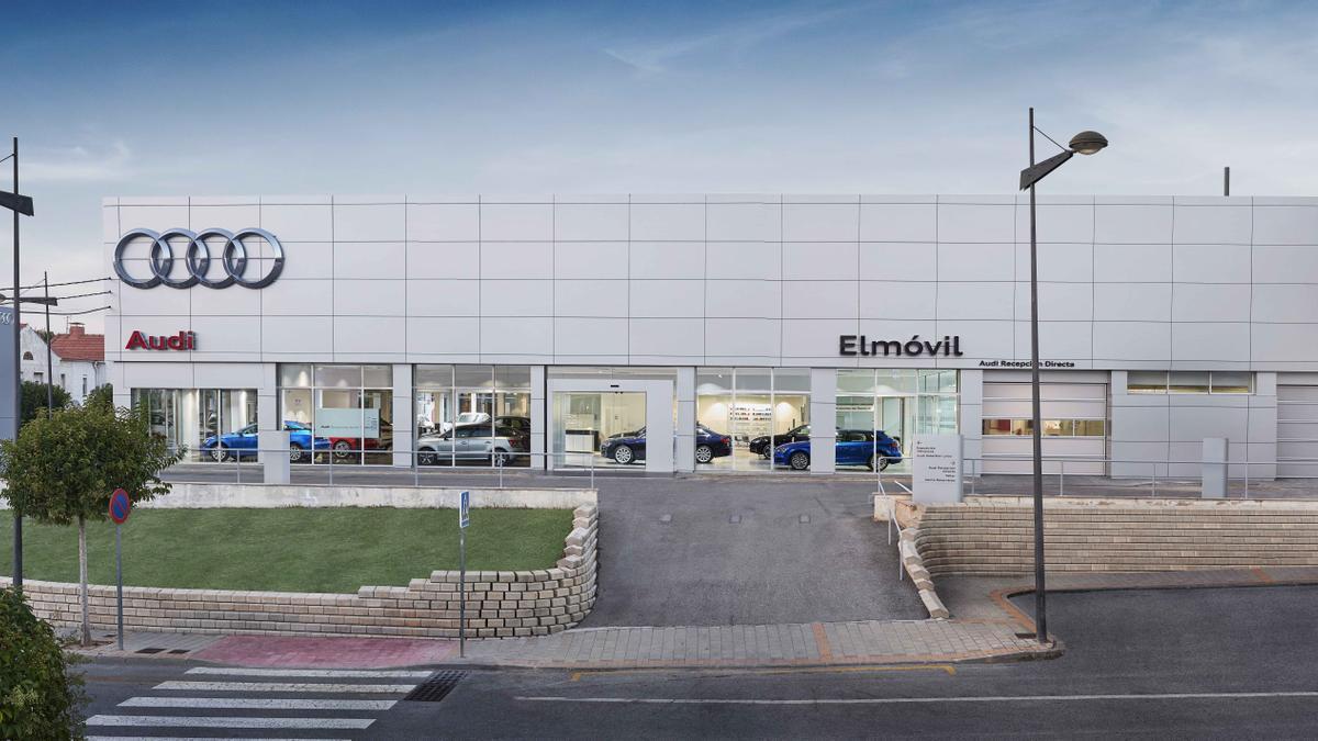 Elmóvil, punto de referencia de la electrificación de Audi en la provincia de Alicante