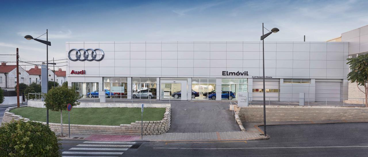Serramóvil, Olezamóvil y Elmóvil, referentes en el plan de electrificación de Audi en la provincia