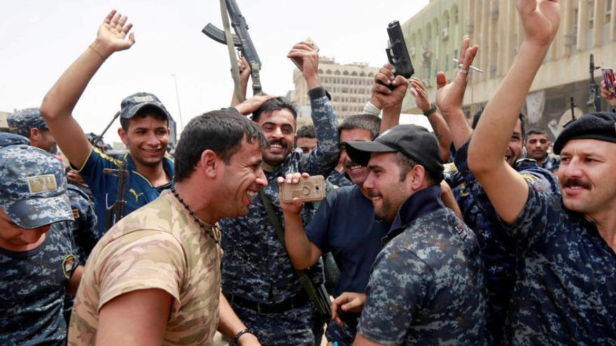 Irak anuncia la liberación de Mosul tras derrotar al Estado Islámico