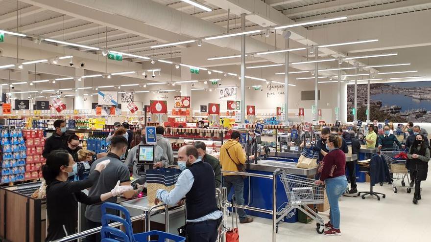 Esto es lo que busca Lidl para un supermercado de Vigo