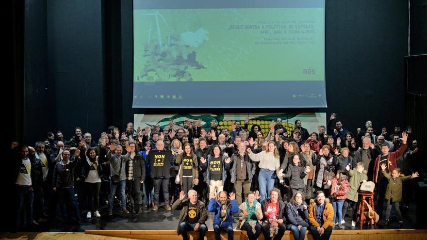 Plataformas ciudadanas de Deza, Santiago, Ordes y Bergantiños piden a la Xunta más vigilancia medioambiental