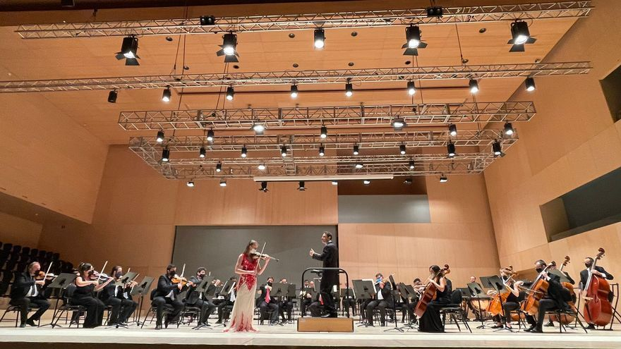 El ruso Mikhail Shirochenko gana el 28º World Music en la Vilavella