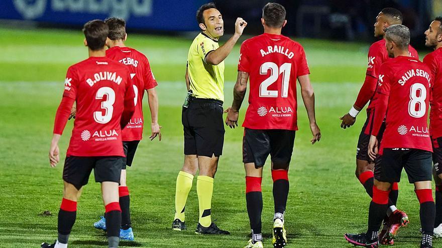 RCD Mallorca | Pesadilla en 45 minutos
