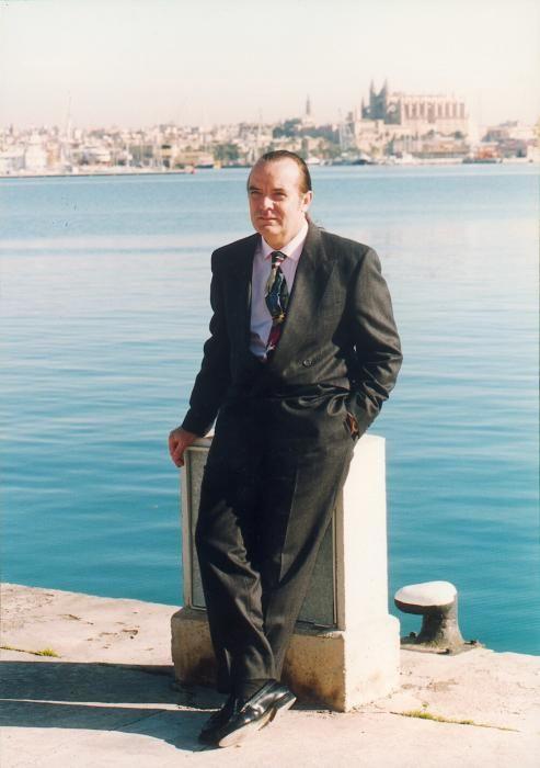 Tolo Cursach, en una imagen de 1999.