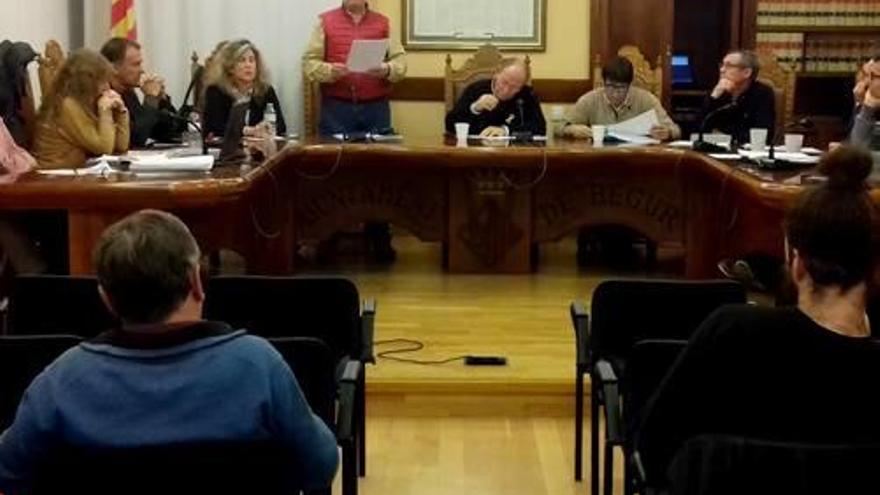 L'alcalde de Begur força la dimissió del seu primer tinent d'alcalde