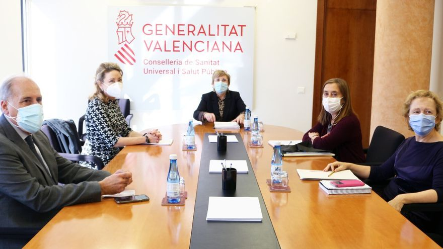 El Colegio de Médicos de Valencia será punto de vacunación para los médicos de ejercicio privado