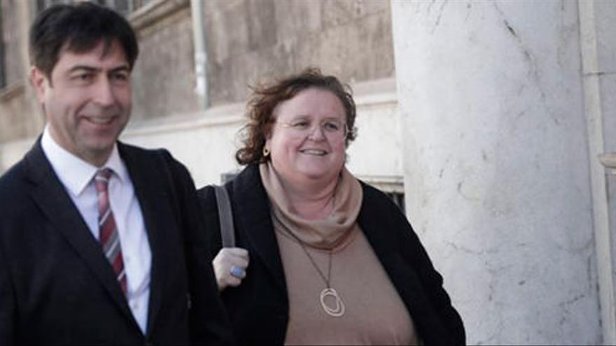 Ruth Mateu se desmarca del caso Contratos al alegar que en esas fechas no era consellera