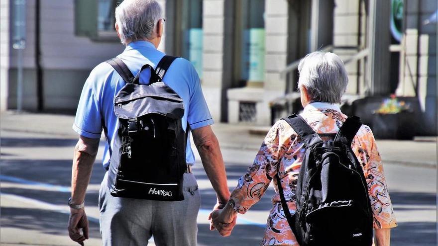 Solo extremeños ganan menos que los pensionistas gallegos