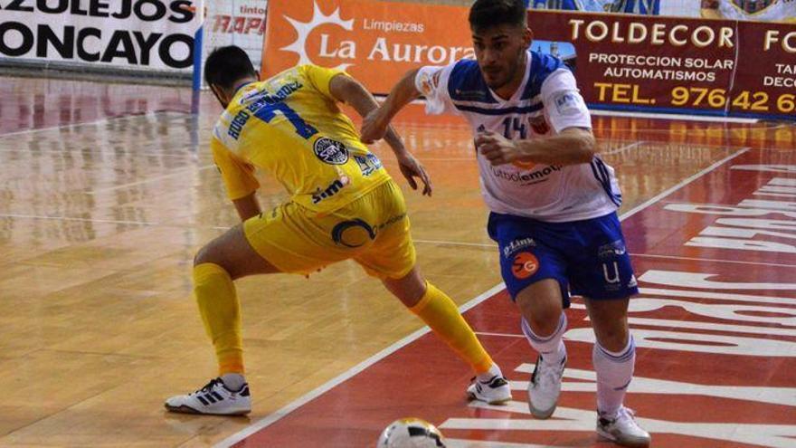 El Peñíscola FS suma un punto en Zaragoza (1-1)