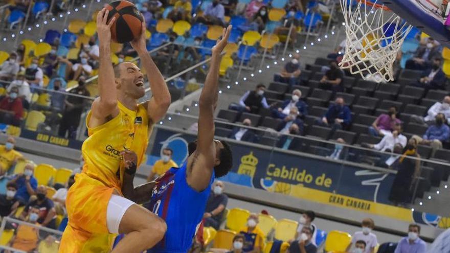 Liga Endesa: CB Gran Canaria - FC Barcelona