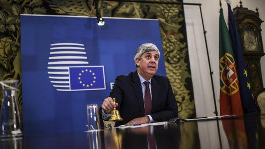 L'Eurogrup acorda mobilitzar 550.000 MEUR en crèdits contra la crisi