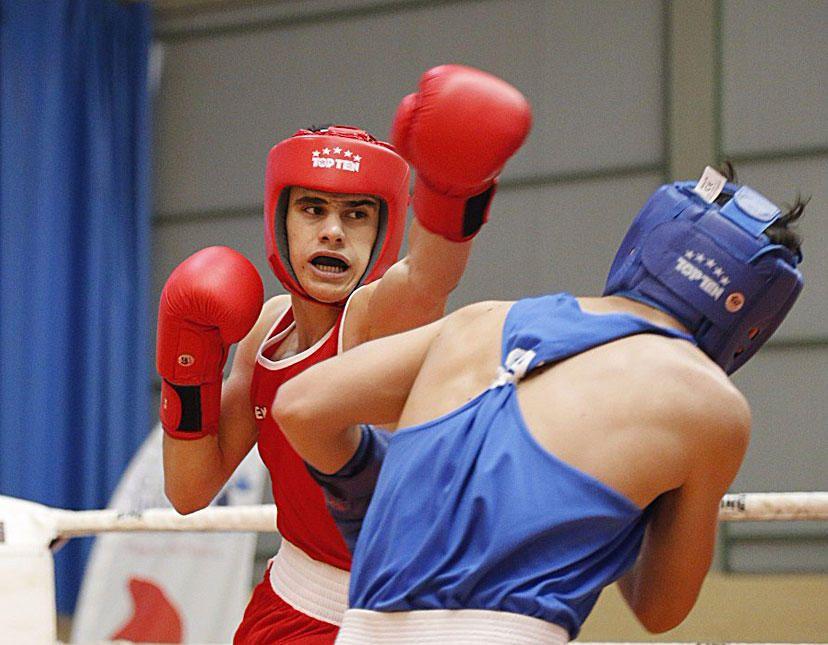 José Quiles, boxeo
