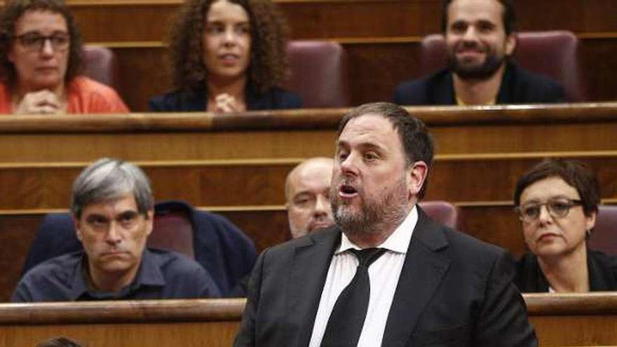 El Supremo mantiene a Junqueras en la cárcel e impide que sea eurodiputado