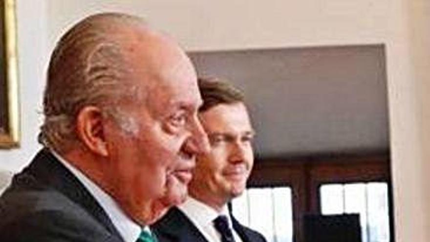 El rei Joan Carles es retirarà de la vida pública a partir del proper 2 de juny