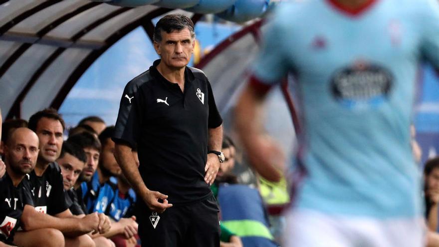 """José Luis Mendilibar: """"Lo tenemos muy difícil para pasar de ronda"""""""