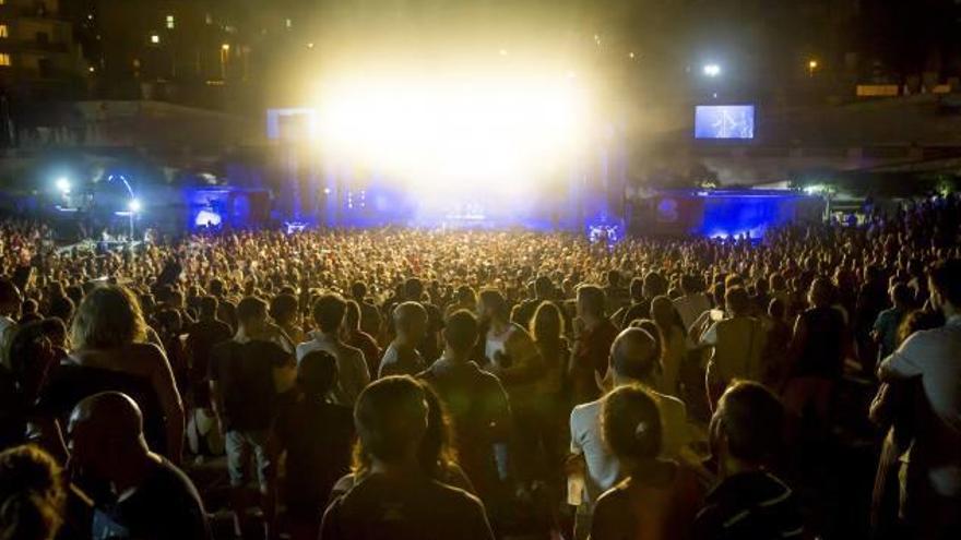 El Iberia Festival de Benidorm cambia de días y será en octubre
