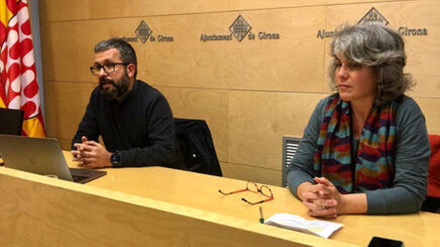Guanyem Girona proposa un pla per reactivar el comerç