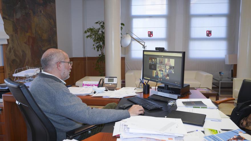 """Igea asegura que los hosteleros """"nos sacarán de esta difícil situación con su esfuerzo"""""""