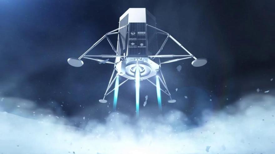 Suzuki se asocia con Ispace para construir una nave espacial que viajará a la luna