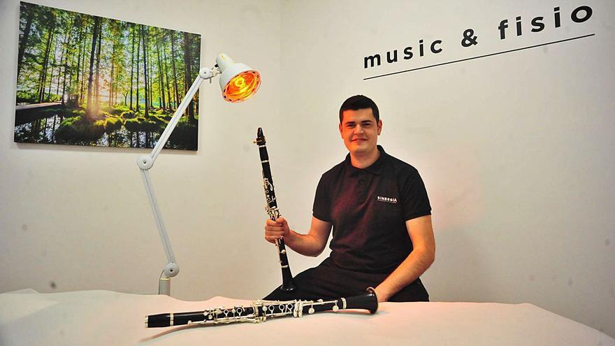 """""""El instrumento más importante del músico es su cuerpo"""""""