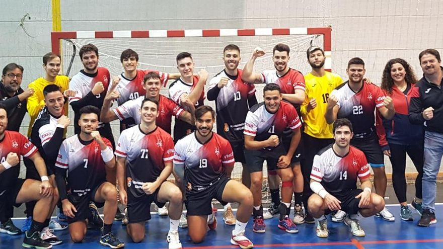 El Club Balonmano Málaga y el Ayuntamiento de Campillos renuevan su compromiso de colaboración
