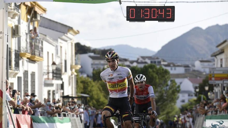 La élite nacional del ciclismo júnior correrá la Challenge de la Subbética