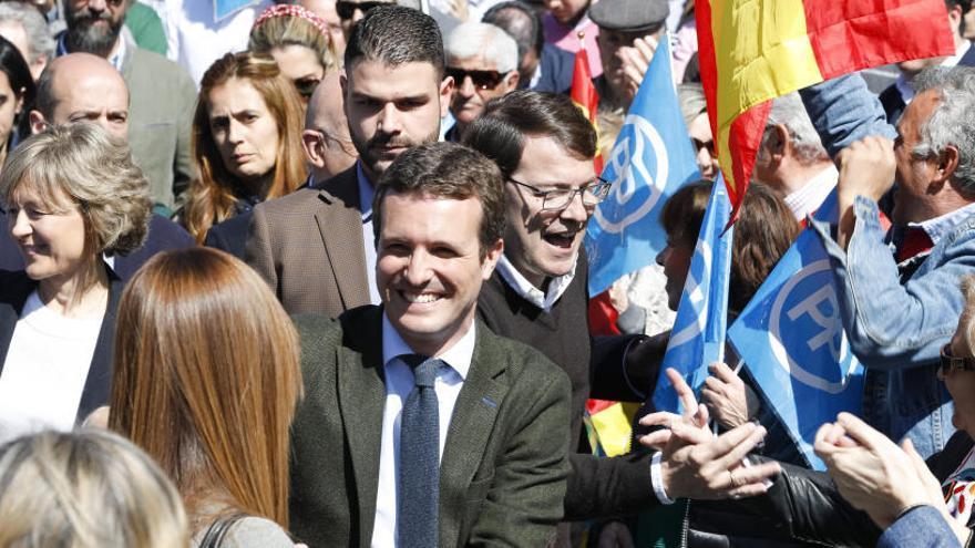 El PP se fija como objetivo alcanzar el 23% de los votos