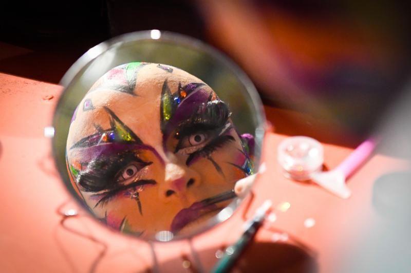28-02-2020 LAS PALMAS DE GRAN CANARIA. Gala Drag Queen.    28/02/2020   Fotógrafo: Juan Carlos Castro