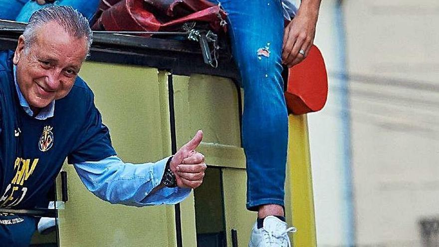 Así apunta Roig que será el mercado de fichajes del Villarreal CF