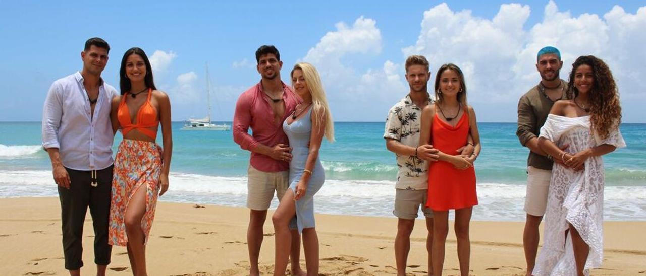 Los detalles de las nuevas parejas de 'La isla de las tentaciones 4'