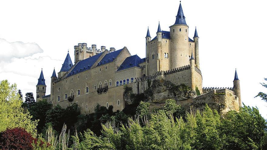 El Alcázar de Segovia, un castillo de cuento