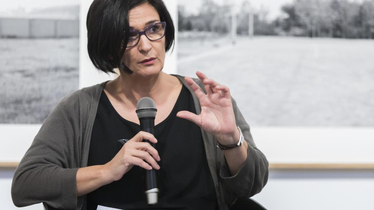 La comisión de valoración propone a Nuria Enguita para dirigir el IVAM