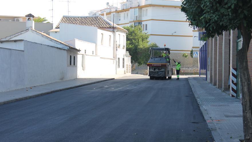 El Ayuntamiento de Lucena licita en 149.000 euros el Plan Asfalto 2021