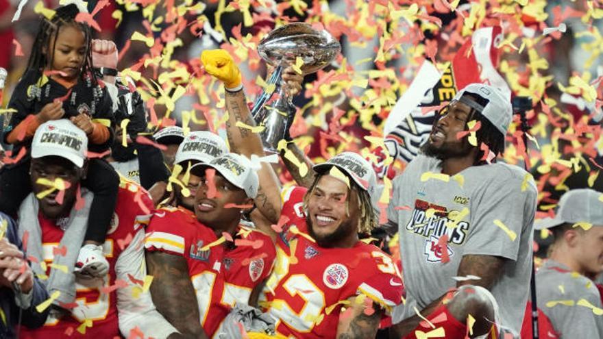 Los Chiefs se llevan la Super Bowl ante los 49ers