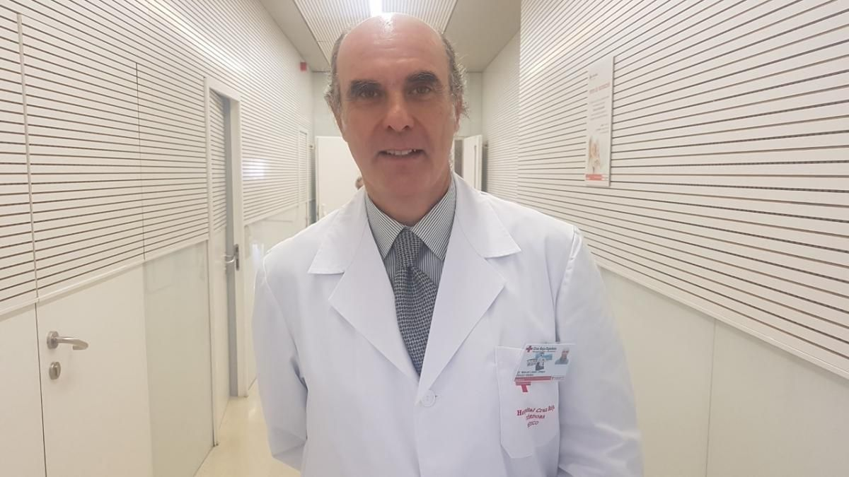 Manuel López Obispo, nuevo director médico del hospital Cruz Roja Córdoba